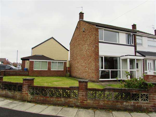 3 Bedrooms Semi Detached House for sale in North Mount Road, Kirkby