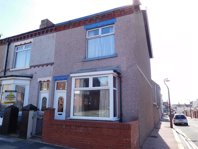 3 Bedrooms End Of Terrace House for sale in Oxford Street, BARROW-IN-FURNESS