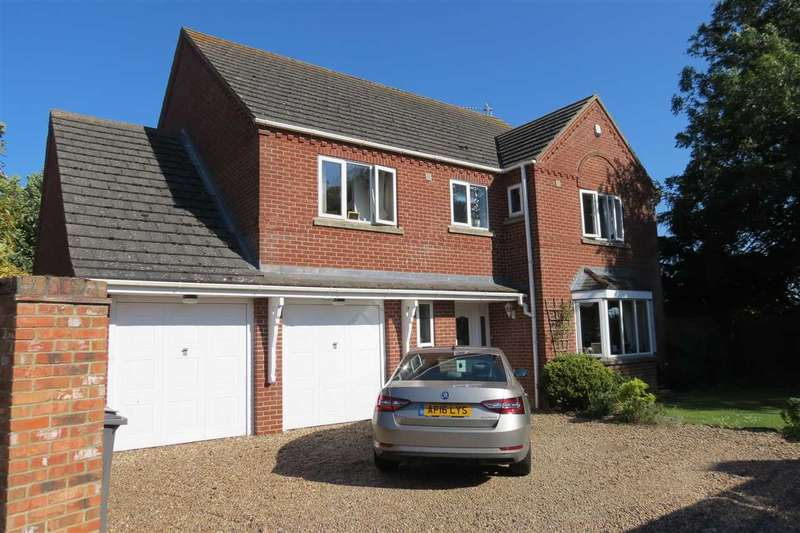 5 Bedrooms Detached House for sale in The Sidings, Ruskington
