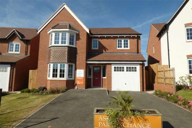 4 Bedrooms Detached House for sale in Royal Park, The Long Shoot, Nuneaton