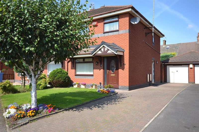 3 Bedrooms Semi Detached House for sale in Canterbury Park, Allerton, Liverpool