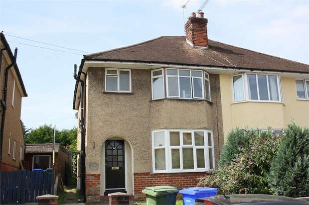 1 Bedroom Maisonette Flat for sale in Elston Road, Aldershot, Hampshire