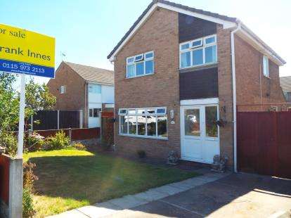 3 Bedrooms Detached House for sale in Langdale Drive, Long Eaton, Nottingham