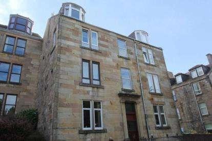 1 Bedroom Flat for sale in Trafalgar Street, Greenock