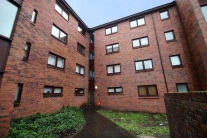 3 Bedrooms Flat for sale in Fenella Street, Shettleston, Glasgow