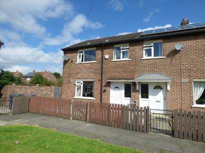 3 Bedrooms End Of Terrace House for sale in Westminster Drive, Leigh, Greater Manchester