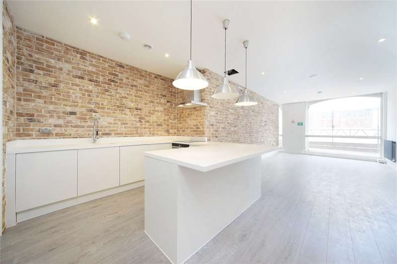 1 Bedroom Flat for sale in The Lofts, 20 Hardwicks Square, High Street, Wandsworth, SW18