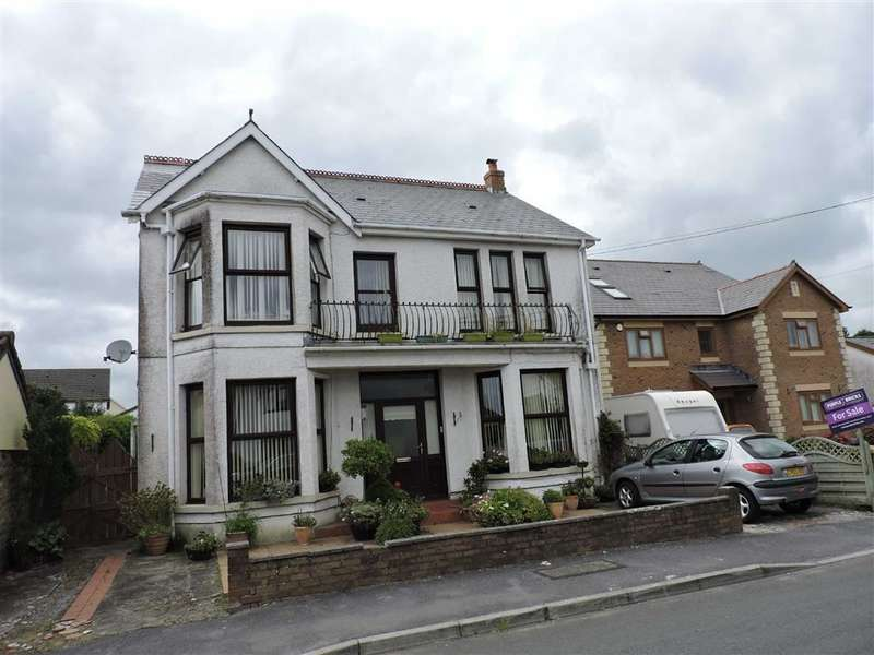 4 Bedrooms Property for sale in Penygarn Road, Tycroes