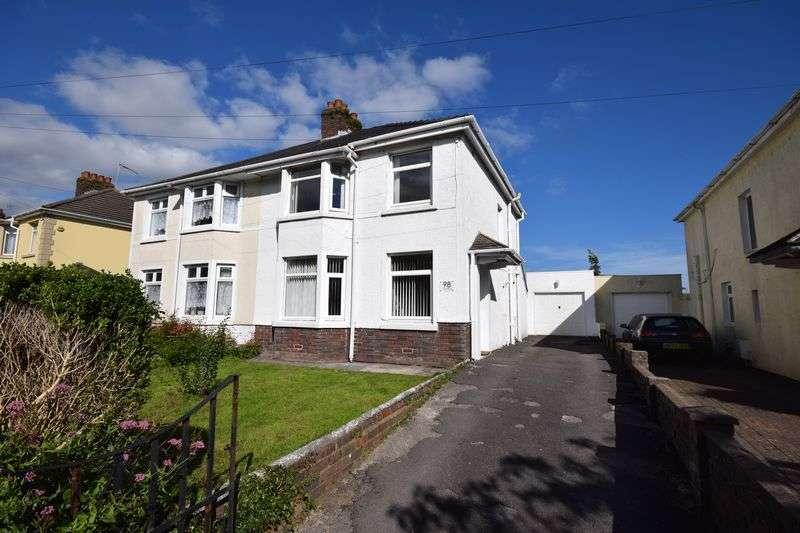 3 Bedrooms Semi Detached House for sale in 98 Coity Road, Bridgend CF31 1LU