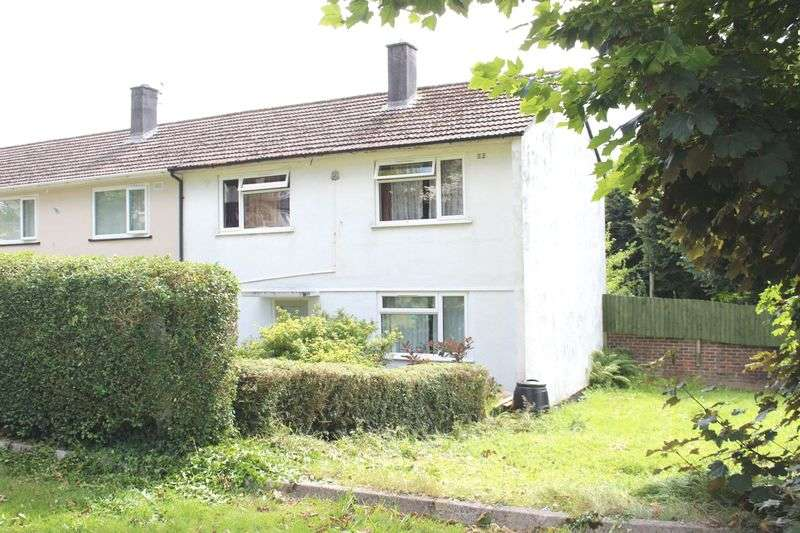 3 Bedrooms Terraced House for sale in Greystoke Avenue, Austin Farm, Eggbuckland, Plymouth