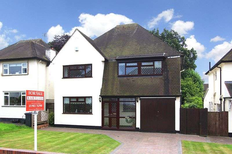 4 Bedrooms Detached House for sale in FINCHFIELD, Uplands Avenue