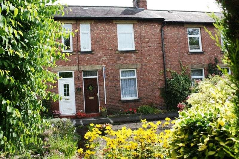 2 Bedrooms Terraced House for sale in Burnside, Morpeth - Two Bedroom Terrace House