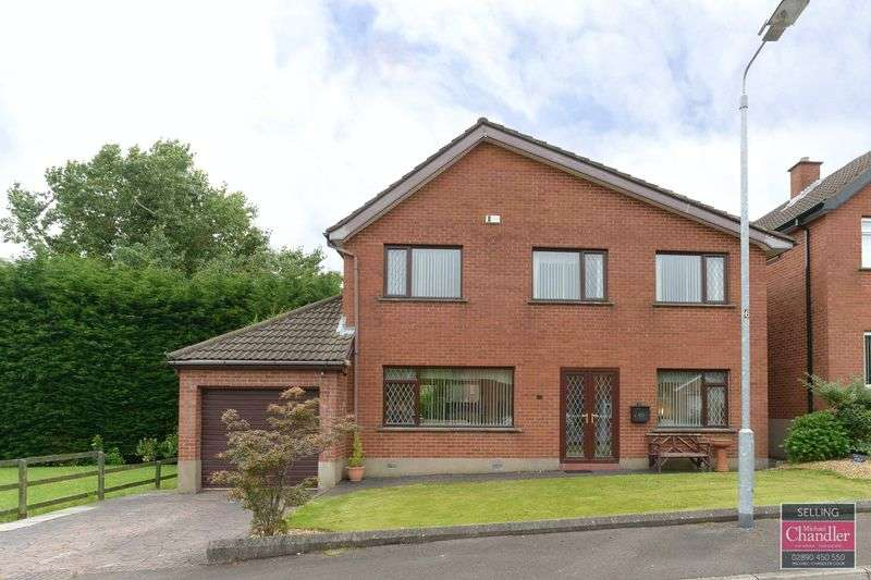 4 Bedrooms Detached House for sale in 2 Lenaghan Court, Belfast, BT8 7JQ