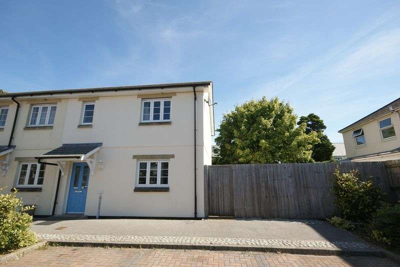 3 Bedrooms Semi Detached House for sale in Westheath Avenue, Bodmin