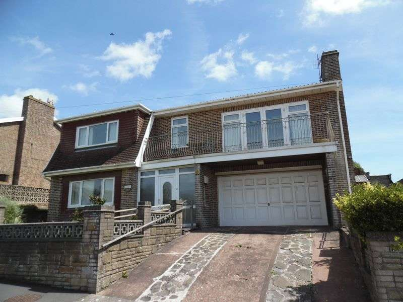 5 Bedrooms Detached House for sale in 'Kianda' Seaview Drive Ogmore by Sea CF32 0PB