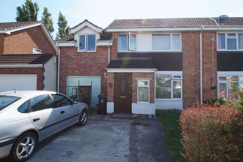 5 Bedrooms Semi Detached House for sale in Adams Close, Highbridge