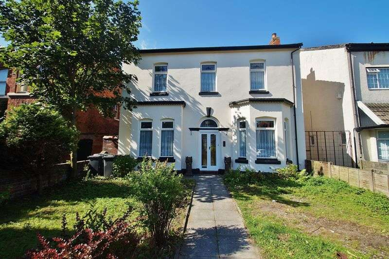 4 Bedrooms Semi Detached House for sale in Portland Street, Southport