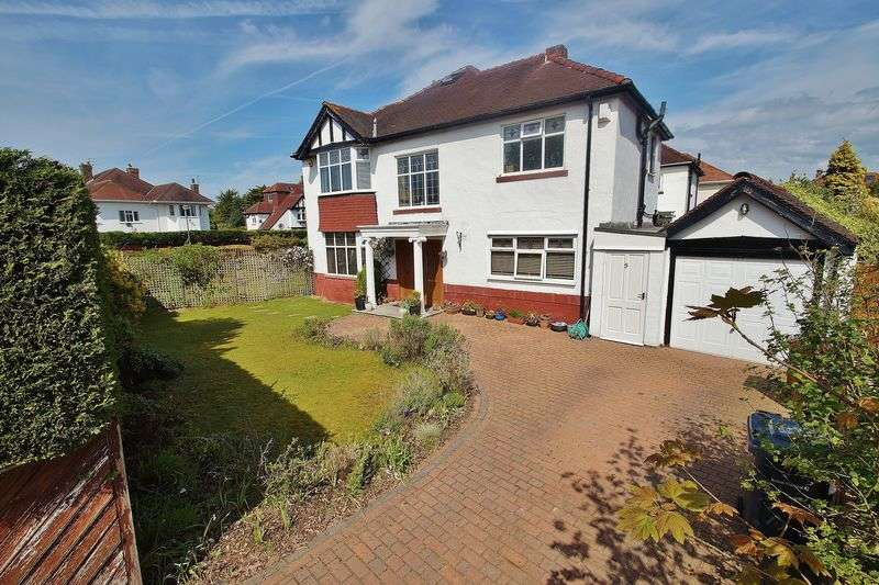 5 Bedrooms Semi Detached House for sale in Ryder Crescent, Southport