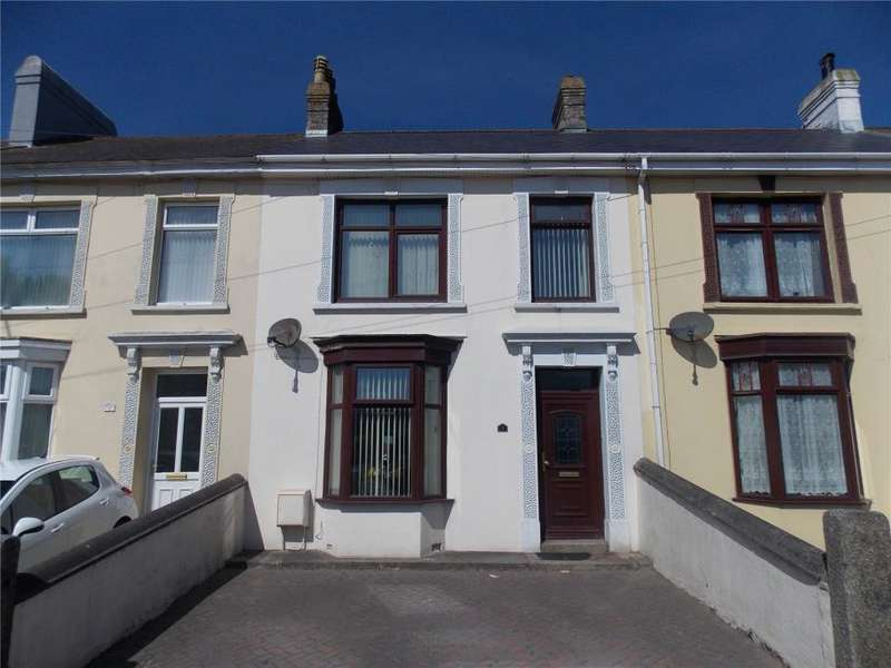 4 Bedrooms Terraced House for sale in Clarence Villas, Redruth