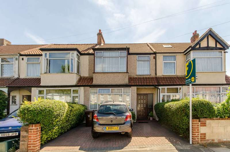 3 Bedrooms House for sale in Manor Road, Mitcham, CR4