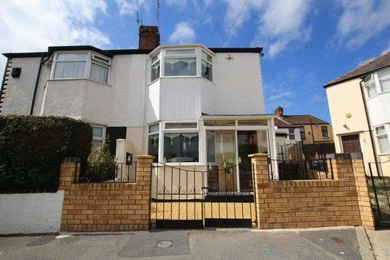 2 Bedrooms Semi Detached House for sale in Botanic Place, Kensington, Liverpool, L7