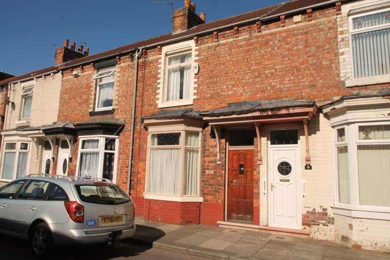 3 Bedrooms Terraced House for sale in Worcester Street, Middlesbrough