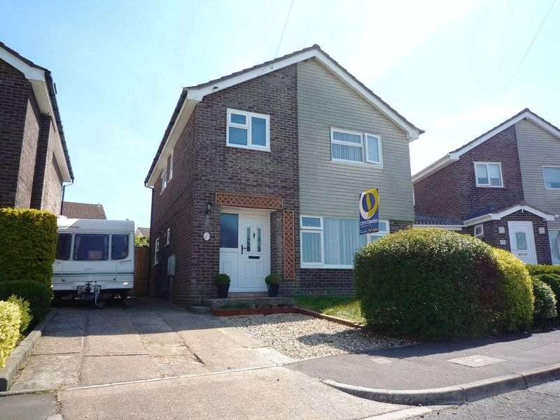 4 Bedrooms Detached House for sale in Sandringham Close, Highlight Park, Barry