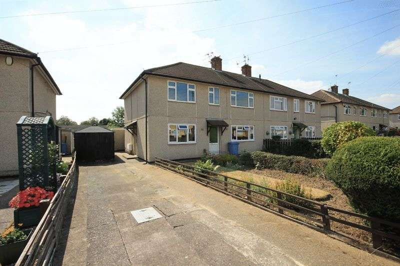 2 Bedrooms Flat for sale in CRAWLEY ROAD, ALVASTON