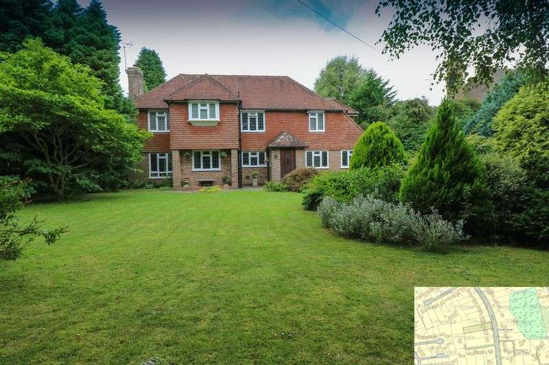 5 Bedrooms Detached House for sale in Dornden Drive, Tunbridge Wells