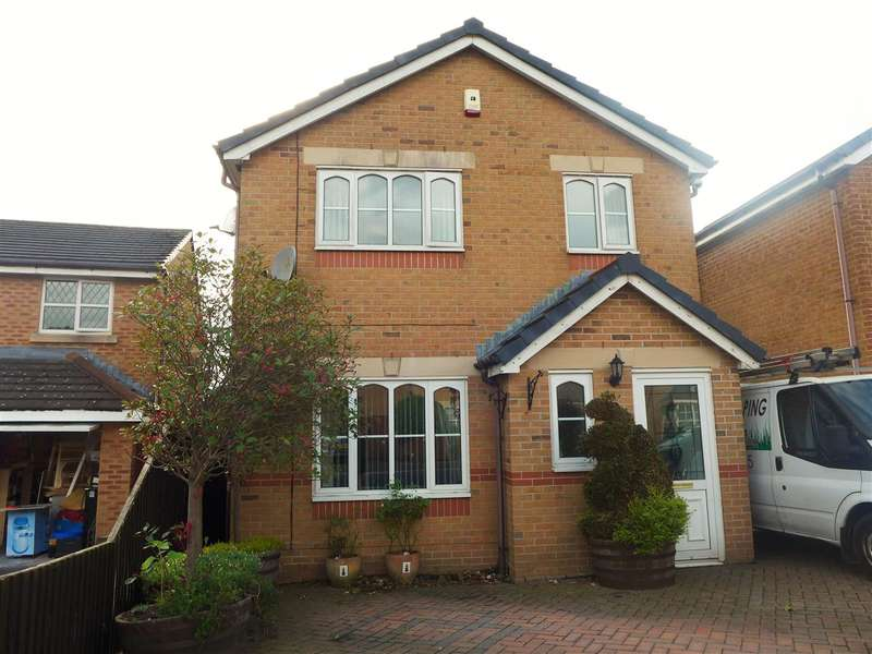 3 Bedrooms Detached House for sale in The Shortlands, Padiham