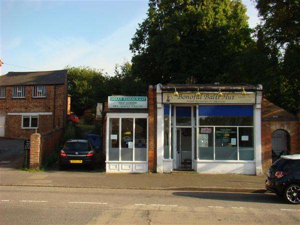 Commercial Property for sale in Bonoful Balti Hut, 2-4 High Street, Thrapston