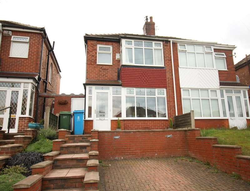 3 Bedrooms Semi Detached House for sale in Hollinwood Avenue, Chadderton, Oldham, OL9