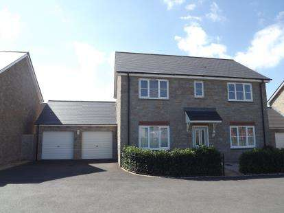 4 Bedrooms Detached House for sale in Bridgwater, Somerset