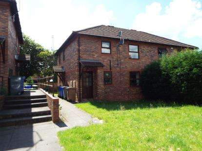 2 Bedrooms Flat for sale in Lukesland Avenue, Stoke-On-Trent, Staffordshire