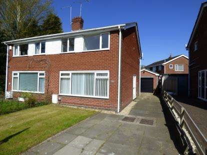 3 Bedrooms Semi Detached House for sale in Bradeley Hall Road, Haslington, Crewe, Cheshire