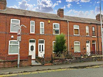 2 Bedrooms Terraced House for sale in Longford Street, Warrington, Cheshire