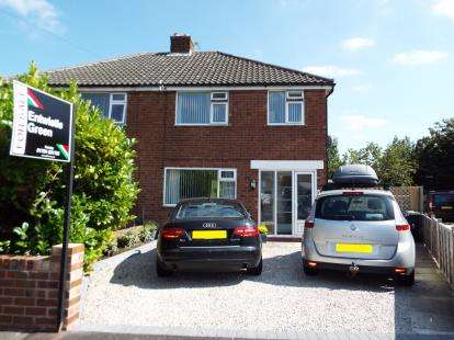 3 Bedrooms Semi Detached House for sale in Chapel House Walk, Formby, Liverpool, Merseyside, L37