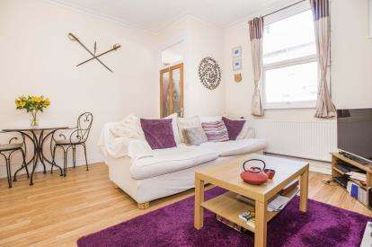 2 Bedrooms Terraced House for sale in Elliott Street, Preston, Lancashire, PR1