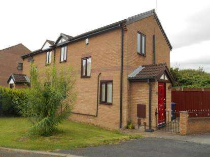3 Bedrooms Semi Detached House for sale in Marling Park, Widnes, Cheshire, WA8