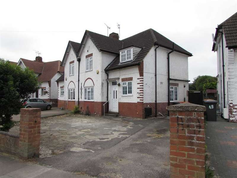 3 Bedrooms Property for sale in Evelyn Road, Dunstable, Bedfordshire, LU5