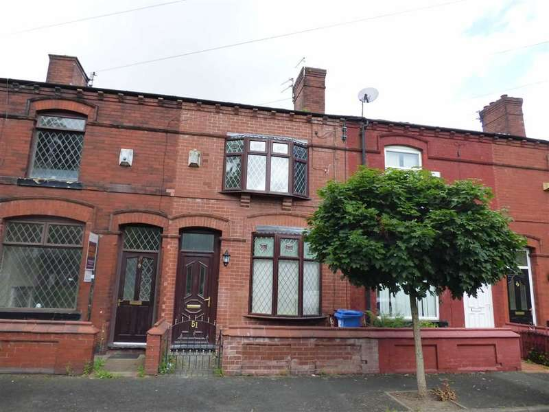 2 Bedrooms Property for sale in Rossington Street, Newton Heath, Manchester, M40