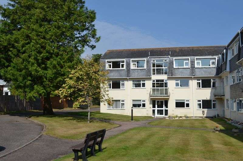 1 Bedroom Flat for sale in Manor Road, Sidmouth