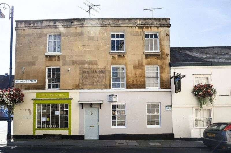 1 Bedroom Terraced House for sale in Devizes, Wiltshire, SN10 1BT