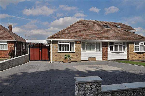2 Bedrooms Bungalow for sale in Maidstone, ME16