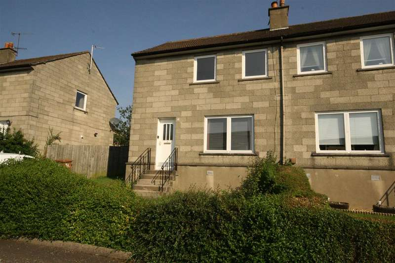3 Bedrooms Semi Detached House for sale in Ward Avenue, Falkirk