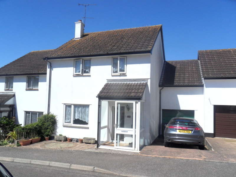 4 Bedrooms Semi Detached House for sale in Copperfield Close, Exmouth