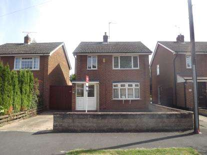 3 Bedrooms Detached House for sale in West Avenue North, Chellaston, Derby, Derbyshire