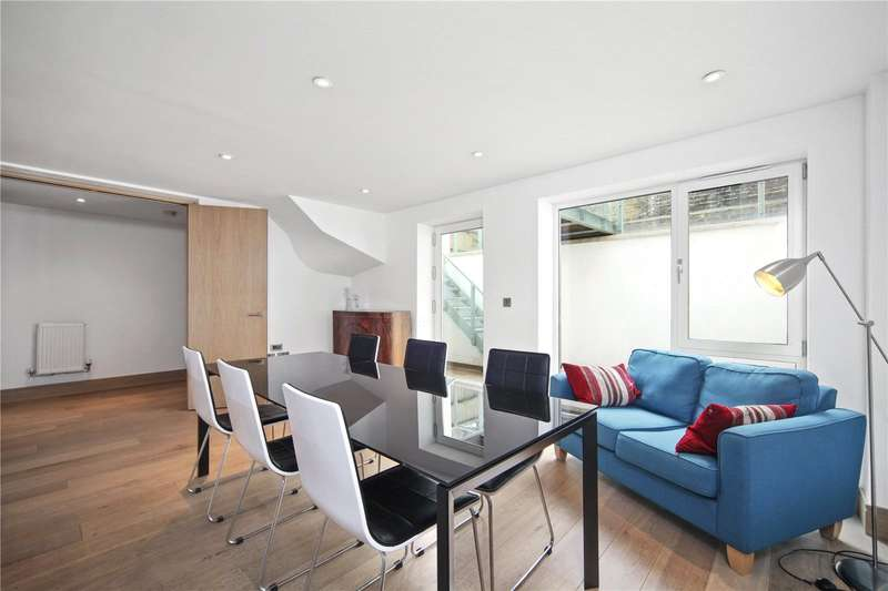 3 Bedrooms Terraced House for sale in Printers Road, Stockwell, London, SW9
