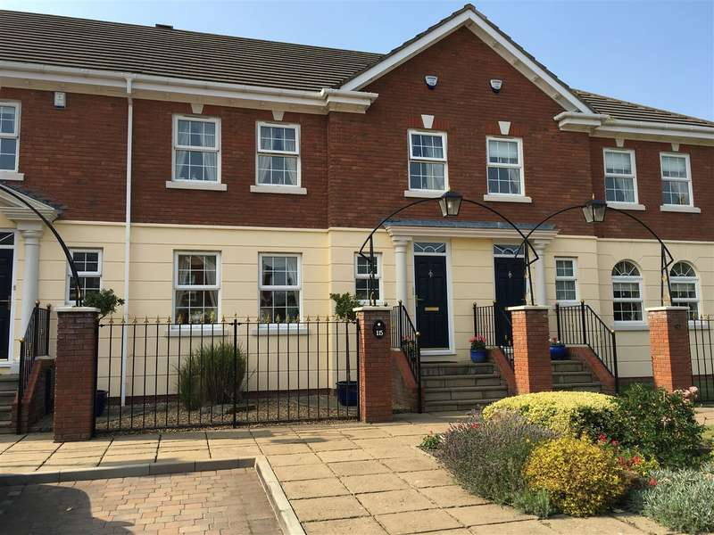4 Bedrooms Property for sale in 15 Wentworth Mews, Lytham St. Annes