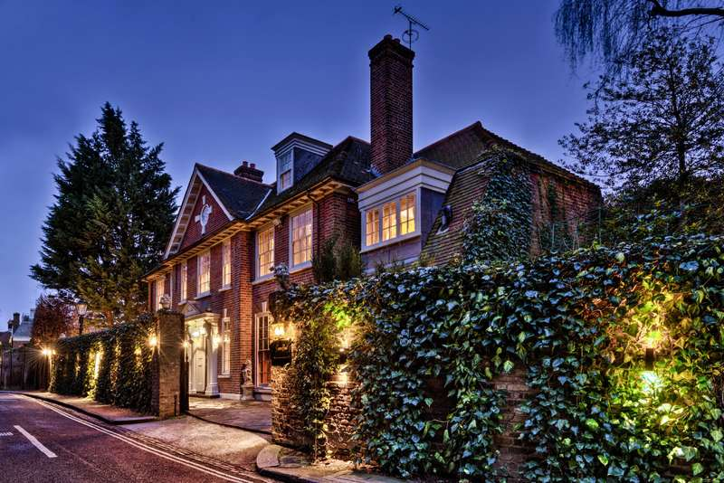 7 Bedrooms Detached House for sale in Upper Terrace, Hampstead Village